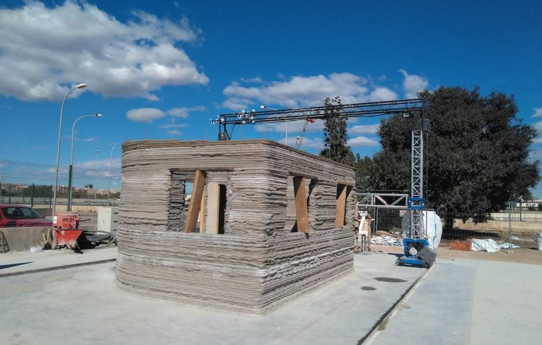Europapress:  Print the first Spanish house in 3D in Valencia